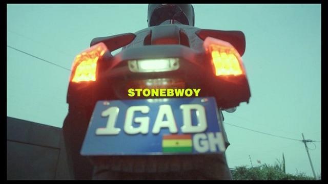 Stonebwoy Blaze Dem (Freestyle) Video