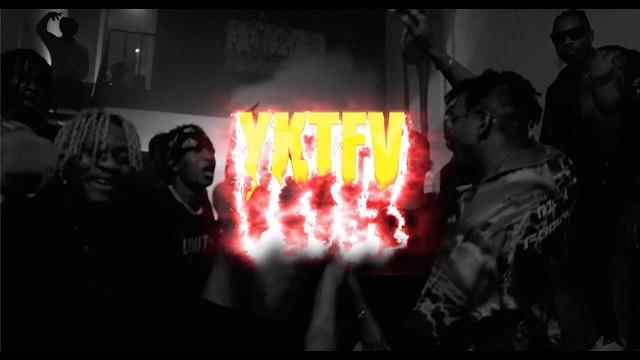 King Perryy YKTFV Video
