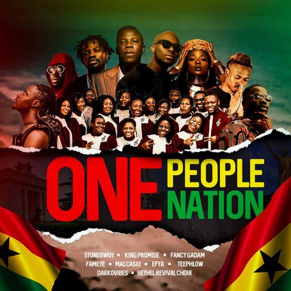Stonebwoy One People, One Nation