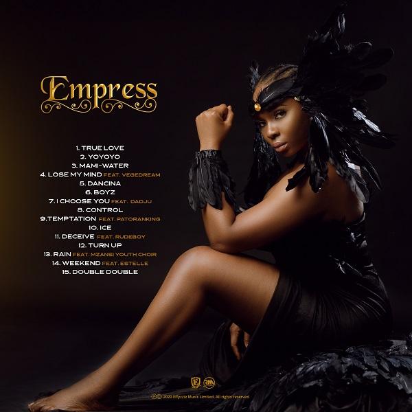 Yemi Alade Empress Tracklist