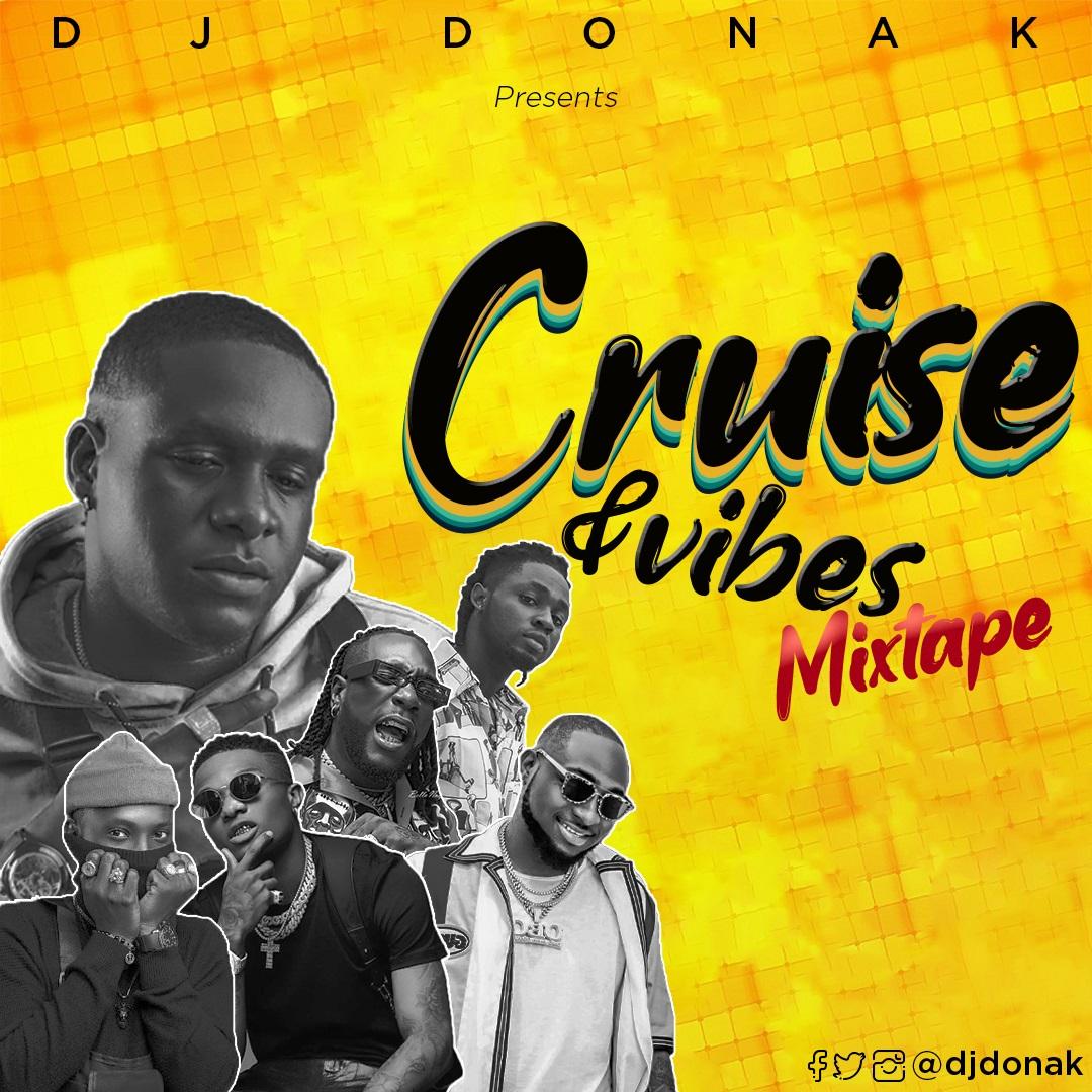 DJ Donak Cruise & Vibes Mix