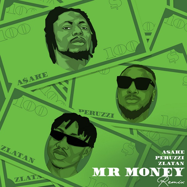Asake Mr Money (Remix)