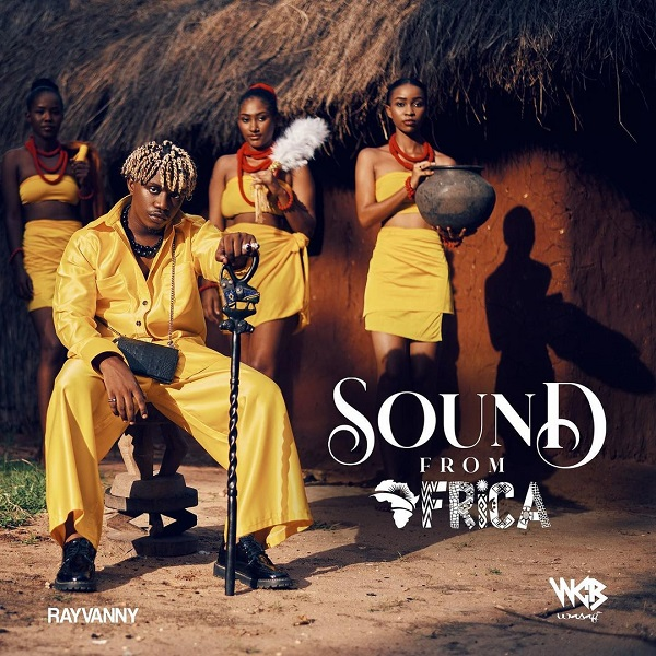 Rayvanny Sound From Africa Album