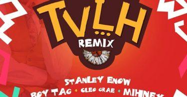 Stanley Enow Tu vas lire l'heure Remix