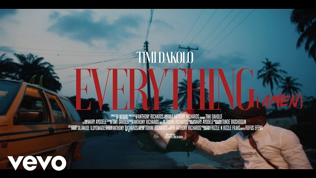 Timi Dakolo Everything (Amen) Video