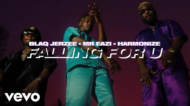 Blaq Jerzee Falling For U Video