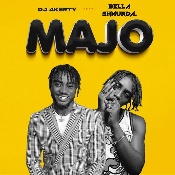 DJ 4Kerty – Majo ft. Bella Shmurda MP3 DOWNLOAD | NaijaVibes
