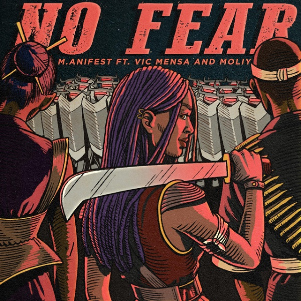 M.anifest No Fear