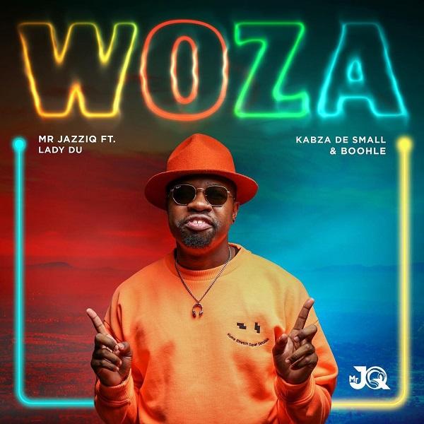 Mr JazziQ Woza