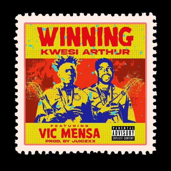 Kwesi Arthur Winning