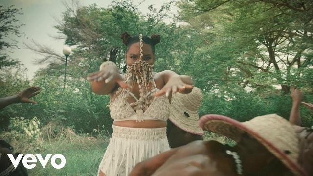Yemi Alade Dancina Video