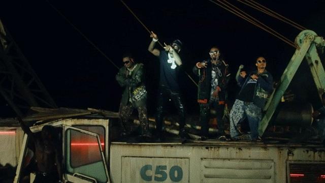 DJ Tarico & Burna Boy Yaba Buluku (Remix) Video