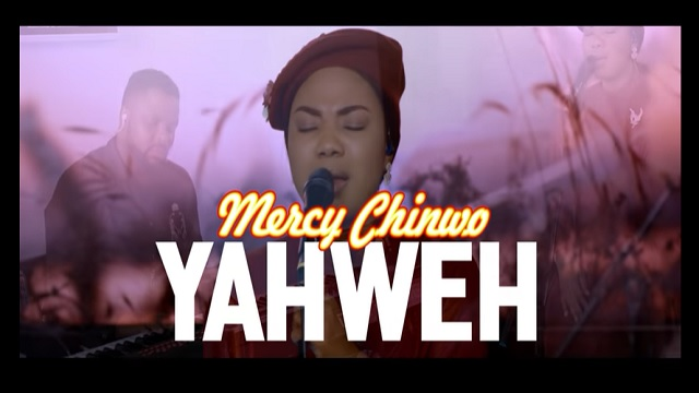 Mercy Chinwo Yahweh Video