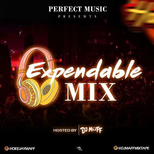 DJ Maff Expendable Mix