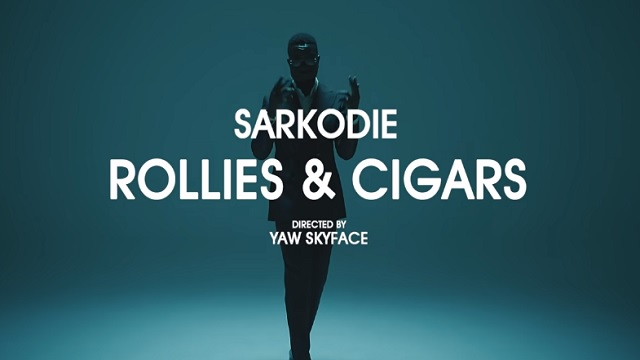 Sarkodie Rollies and Cigars Video