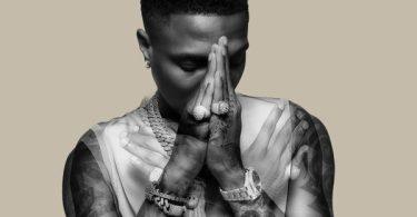 Wizkid Made In Lagos Deluxe Artwork