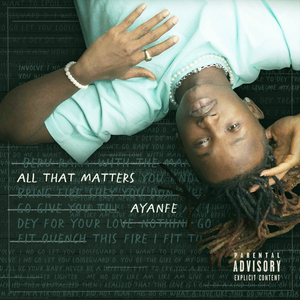 Ayanfe All That Matters EP