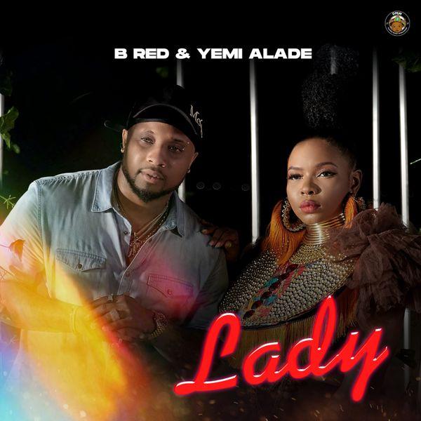 B-Red Lady