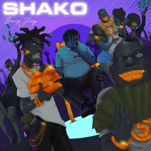 Barry Jhay Shako