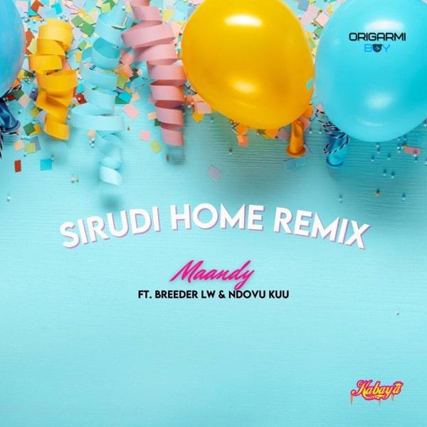 Maandy Sirudi Home (Remix)