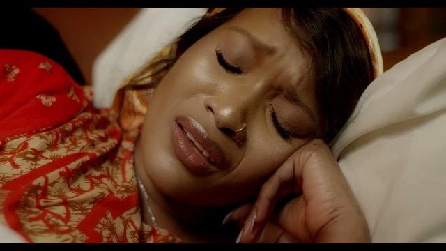 Otile Brown Jeraha Video
